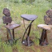 Stone-Bar-Set
