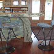 Stationary Bar Stools