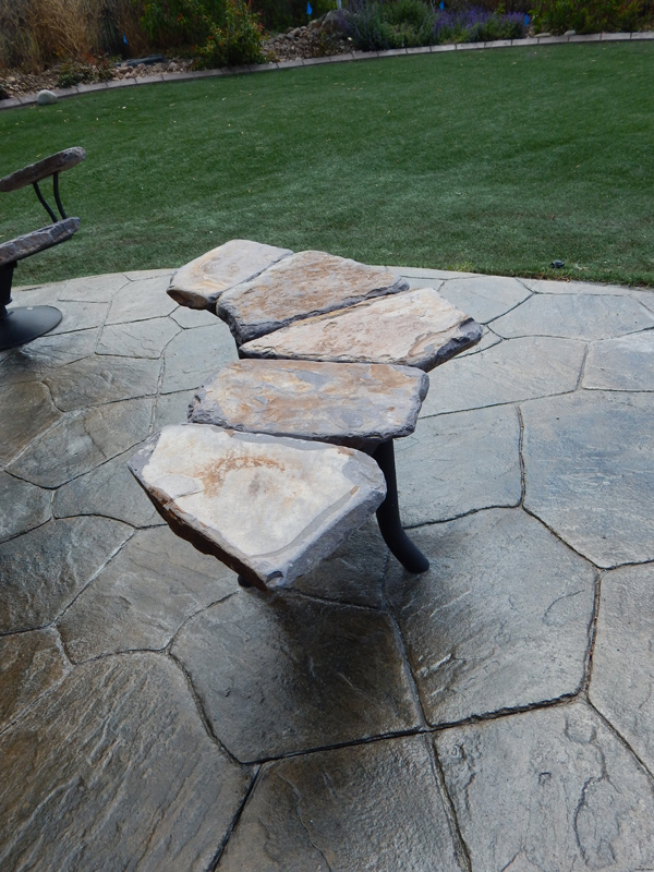 Stone Benches For Fire Pit Benches