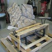 Bench-Large-Stone