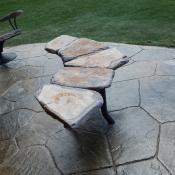 Stone-Bench-Firepit