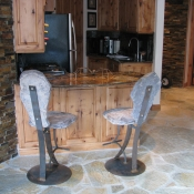 Stone-Chairs