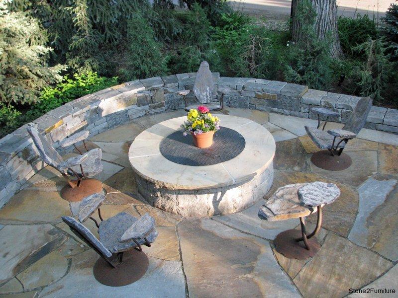 Deep Sets Stone2furniture Outdoor Furniture Pool