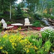 Deep Seating 3 Piece Set in Colorado Buff