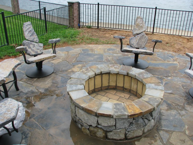 Attractive Fire Pit Seating