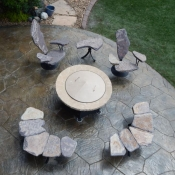 Stone-Furniture-Fire-Pit