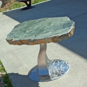 Indoor or Outdoor Table, Marble Table